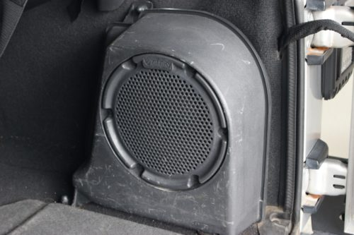 How to Make the Rear Subwoofer in your Jeep Wrangler JK Sound Better for Under $30