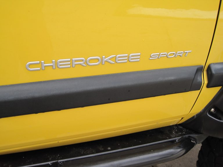Jeep Cherokee XJ Photo Gallery