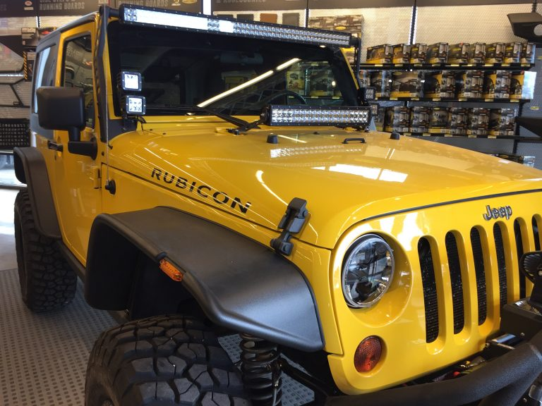 3 Jeeps on the Top 10 List of Least Expensive to Insure