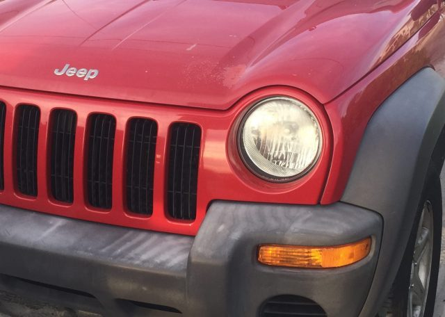 Jeep Vehicles Being Recalled: