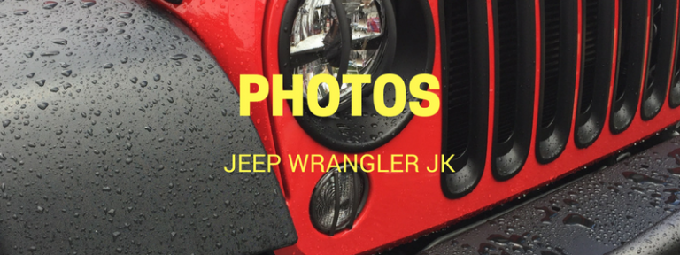 Jeep Wrangler JK Photo Gallery