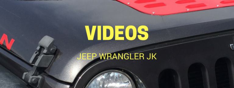 Jeep Wrangler JK Videos