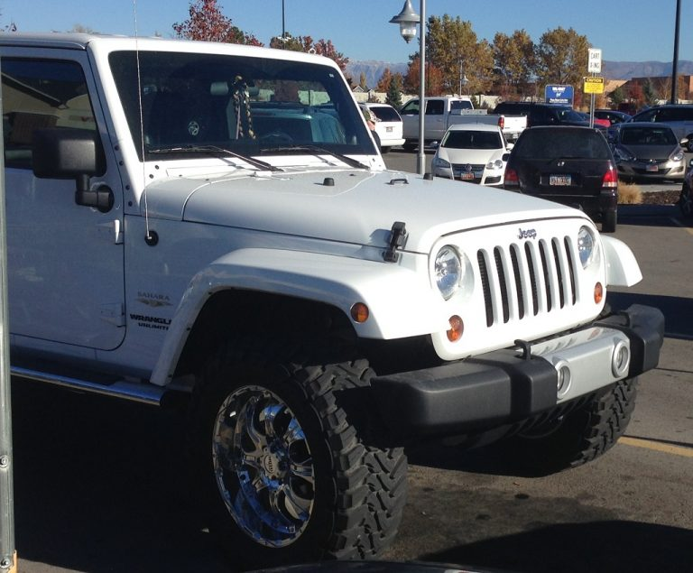 Wealthy Magazine Puts Wrangler on 15 New Cars to Avoid List