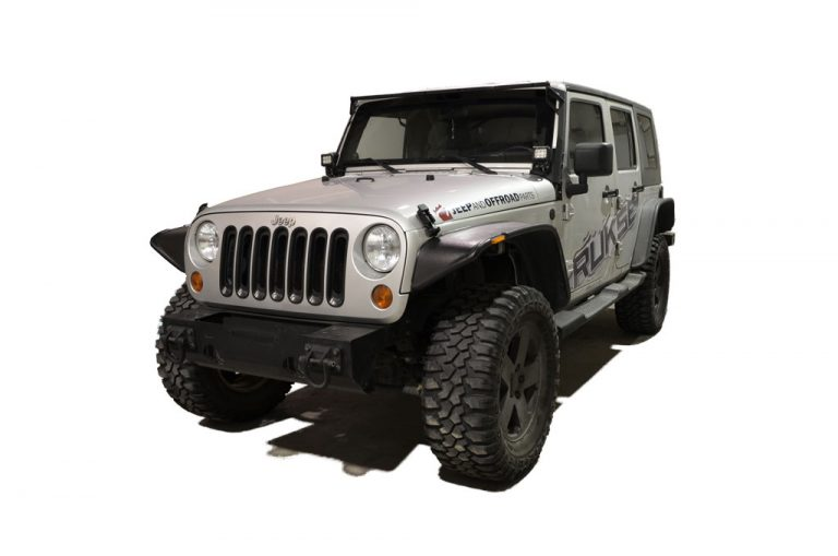 The News About the New Jeep Wrangler JK