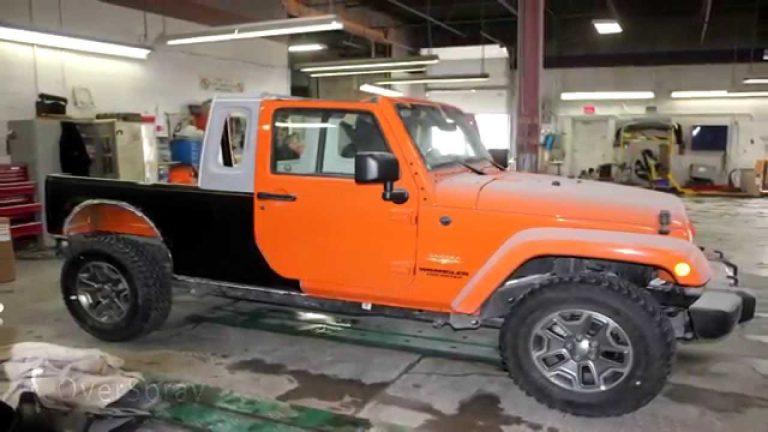 Butt of the Jeep Wrangler JK is Ugly: 5 Better JK Rear Ends