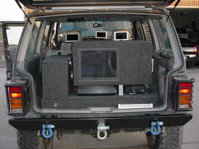 1988 Jeep Cherokee XJ Automatic Transmission, 4.0L Engine, Dana Axles,  NP231 Transfer Case
