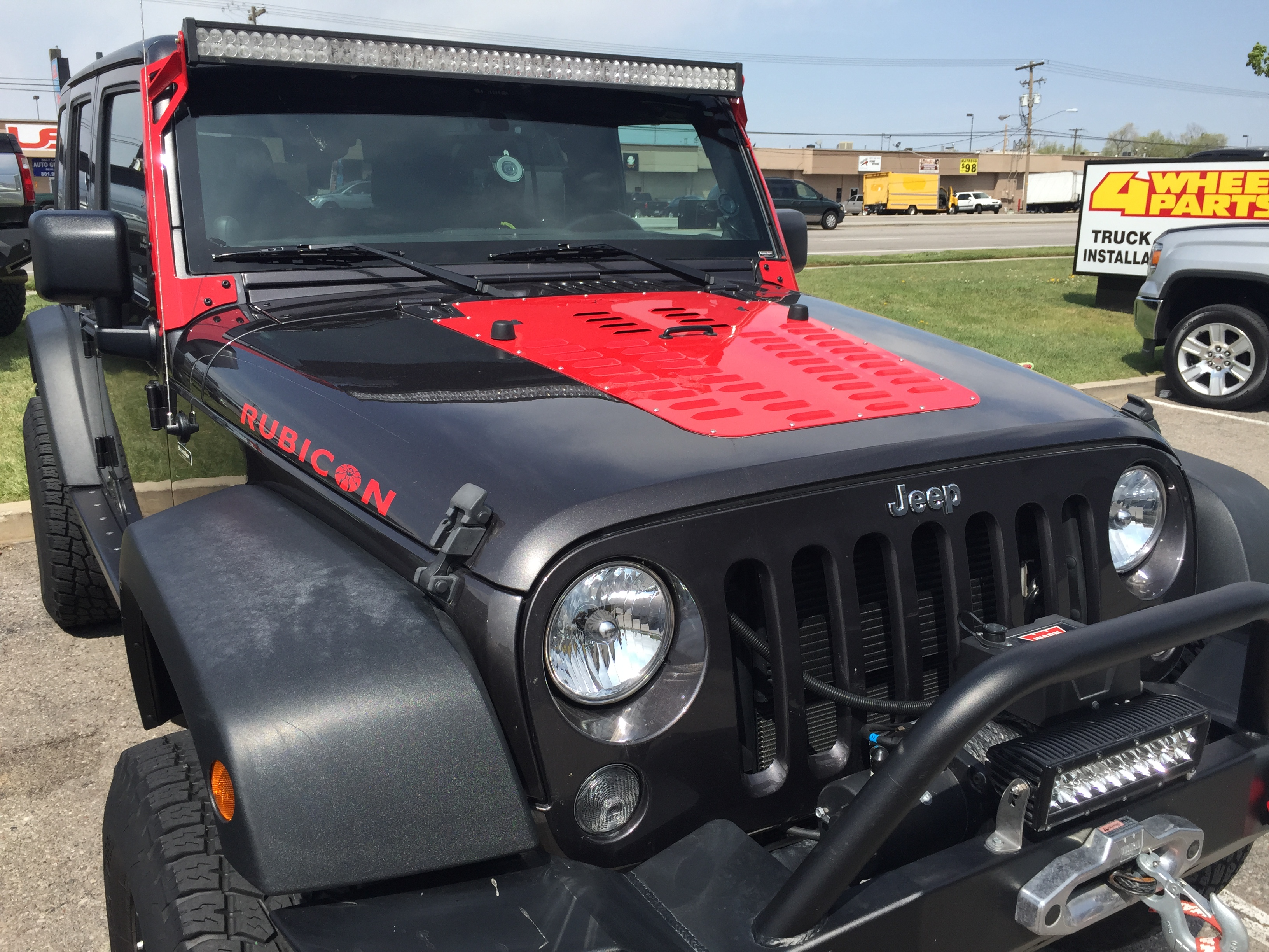 Poison Spyder Jeep Wrangler Jk Custom Build Gpr Dna