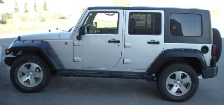 2008 Sahara Wrangler JK 4 Door Unlimited