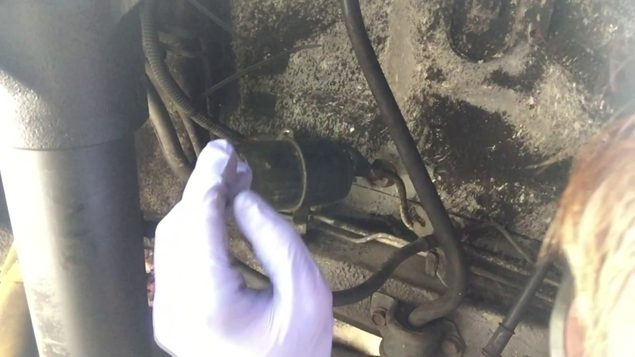 How To Replace The Map Position Sensor On A Jeep Cherokee Xj Gpr Dna 1999 Wrangler Fuel Filter Location 1984 2001