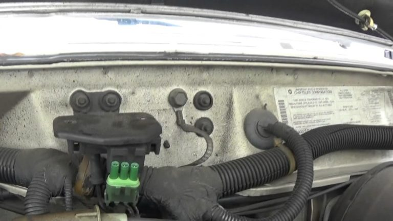 How To Replace the Map Position Sensor on a Jeep Cherokee XJ