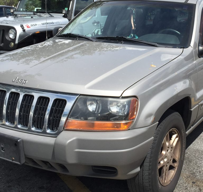 New Project – 2000 Jeep Grand Cherokee WJ